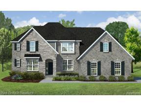 Property for sale at 34570 HUNTINGTON CRT, Farmington Hills,  Michigan 48331