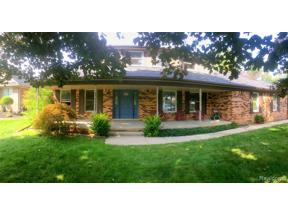 Property for sale at 32480 PEMBROKE ST, Livonia,  Michigan 48152