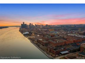 Property for sale at 200 River Place  30 30, Detroit,  Michigan 48207