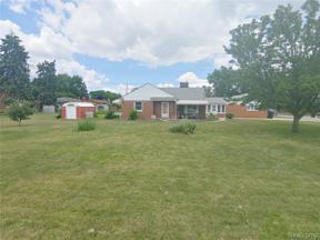 Property for sale at 10940 MELBOURNE AVE, Allen Park,  Michigan 48101
