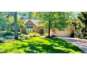 Property for sale at 205 NORCLIFF DR, Bloomfield Twp,  Michigan 48302