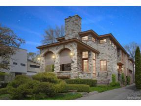 Property for sale at 520 PARK ST, Birmingham,  Michigan 48009