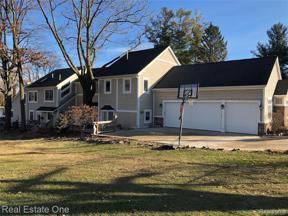 Property for sale at 1890 Lakesview DR, Oxford Township,  Michigan 48371
