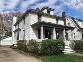 Property for sale at 335 BLUNK ST, Plymouth,  Michigan 48170