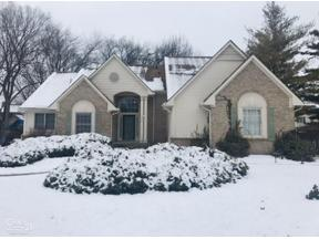 Property for sale at 7366 WATER OAKS, West Bloomfield,  Michigan 48324