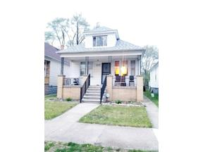 Property for sale at 5117 SOBIESKI ST, Detroit,  Michigan 48212
