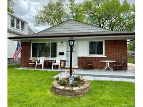 Property for sale at 25613 NORFOLK ST, Dearborn Heights,  Michigan 48125