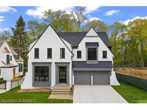 Property for sale at 733 WIMBLETON DR, Birmingham,  Michigan 48009