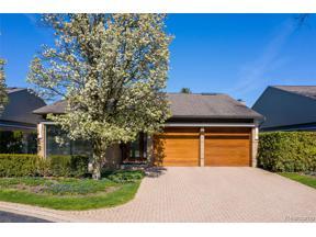 Property for sale at 1022 WATERFALL CRT, Birmingham,  Michigan 48009
