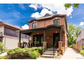 Property for sale at 468 PARK ST, Birmingham,  Michigan 48009