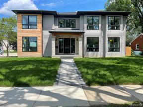 Property for sale at 2029 YORKSHIRE RD, Birmingham,  Michigan 48009
