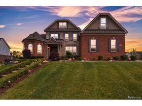 Property for sale at 50730 Denali CRT, Novi,  Michigan 48374