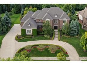 Property for sale at 47490 BELLAGIO DR, Novi,  Michigan 48167