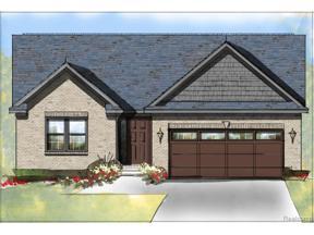 Property for sale at 33432 Capri CRT, Livonia,  Michigan 48152