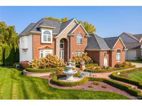Property for sale at 2291 LAKE RIDGE DR, Grand Blanc Twp,  Michigan 48439