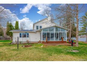 Property for sale at 7784 TIPSICO LAKE RD, Rose Twp,  Michigan 48442