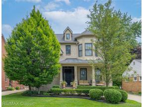 Property for sale at 1883 SHIPMAN BLVD, Birmingham,  Michigan 48009