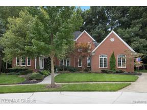 Property for sale at 23856 WINTERGREEN CIR, Novi,  Michigan 48374
