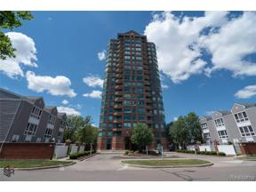 Property for sale at 3320 SPINNAKER LN  3E 3E, Detroit,  Michigan 48207