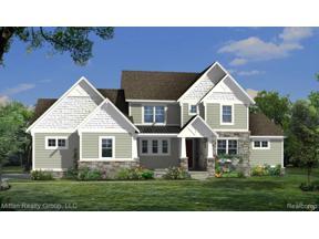 Property for sale at 1667 DELMONTE A ST, Wolverine Lake Vlg,  Michigan 48390