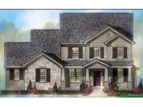 Property for sale at 37026 White Tail CRT, Farmington Hills,  Michigan 48335