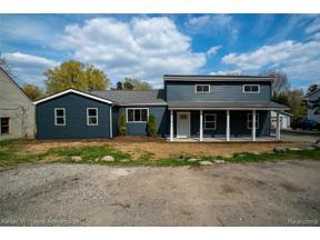 Property for sale at 2670 KINGSTON RD, Leonard Vlg,  Michigan 48367