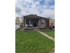 Property for sale at 14649 ARLINGTON AVE, Allen Park,  Michigan 48101