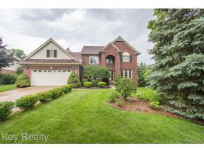 Property for sale at 24556 LE BOST CRT, Novi,  Michigan 48375