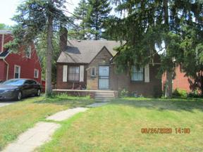 Property for sale at 15771 OAKFIELD ST, Detroit,  Michigan 48227
