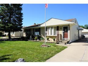 Property for sale at 1254 SPRINGER ST, Westland,  Michigan 48186