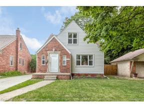 Property for sale at 7174 KOLB AVE, Allen Park,  Michigan 48101