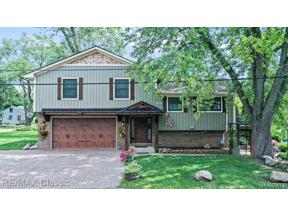 Property for sale at 3130 BEAUMONT DR, Highland Twp,  Michigan 48356