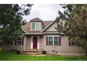 Property for sale at 35805 ALGER ST, Brownstown Twp,  Michigan 48173