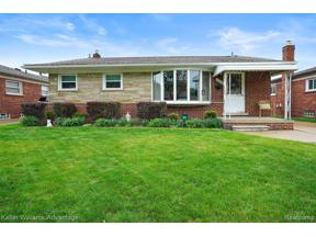 Property for sale at 14630 N YOST AVE, Allen Park,  Michigan 48101
