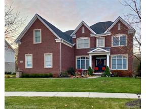 Property for sale at 24634 Acorn TRL, Novi,  Michigan 48374