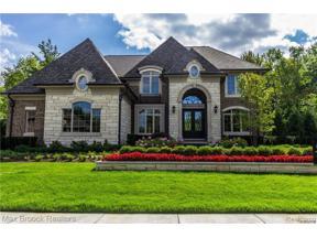Property for sale at 22549 Montebello CRT, Novi,  Michigan 48375