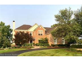 Property for sale at 1587 BOULDER LAKE DR, Milford Twp,  Michigan 48380