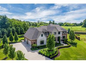 Property for sale at 48927 BAROLA CRT, Novi,  Michigan 48167