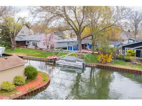Property for sale at 2830 WALL ST, Keego Harbor,  Michigan 48320