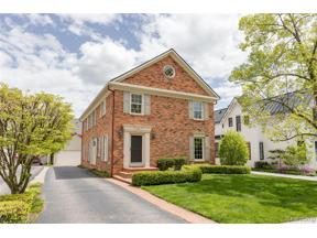 Property for sale at 595 S BATES ST, Birmingham,  Michigan 48009