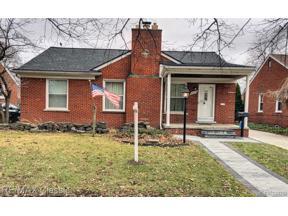 Property for sale at 6613 BALFOUR AVE, Allen Park,  Michigan 4