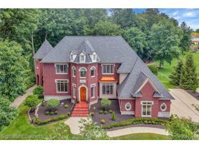 Property for sale at 23186 DONNINGTON CRT, Novi,  Michigan 48374