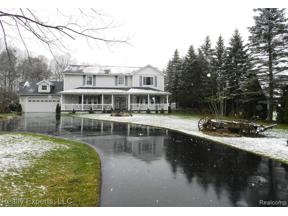 Property for sale at 4072 W MAPLE RD, Wixom,  Michigan 48393