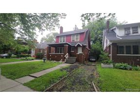 Property for sale at 577 LAKEWOOD ST, Detroit,  Michigan 48215