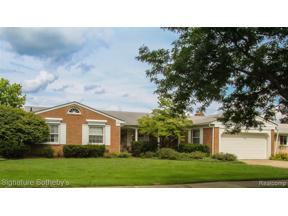 Property for sale at 35440 Northgate Drive, Livonia,  Michigan 48152