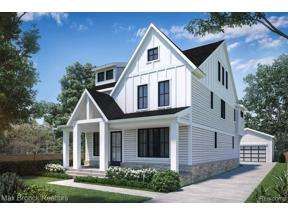 Property for sale at 347 CATALPA DR, Birmingham,  Michigan 48009