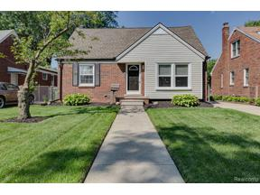 Property for sale at 15562 ANNE AVE, Allen Park,  Michigan 48101