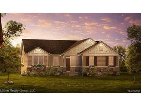Property for sale at 1667 DELMONTE C ST, Wolverine Lake Vlg,  Michigan 48390