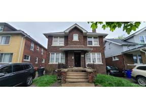 Property for sale at 3888 BURNS ST, Detroit,  Michigan 48214