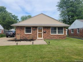 Property for sale at 18581 HAMANN ST, Riverview,  Michigan 48193